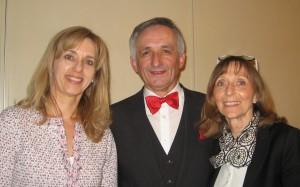 v.l.n.r. Renata Alt, Mathias Wangler, Susanne Winkler